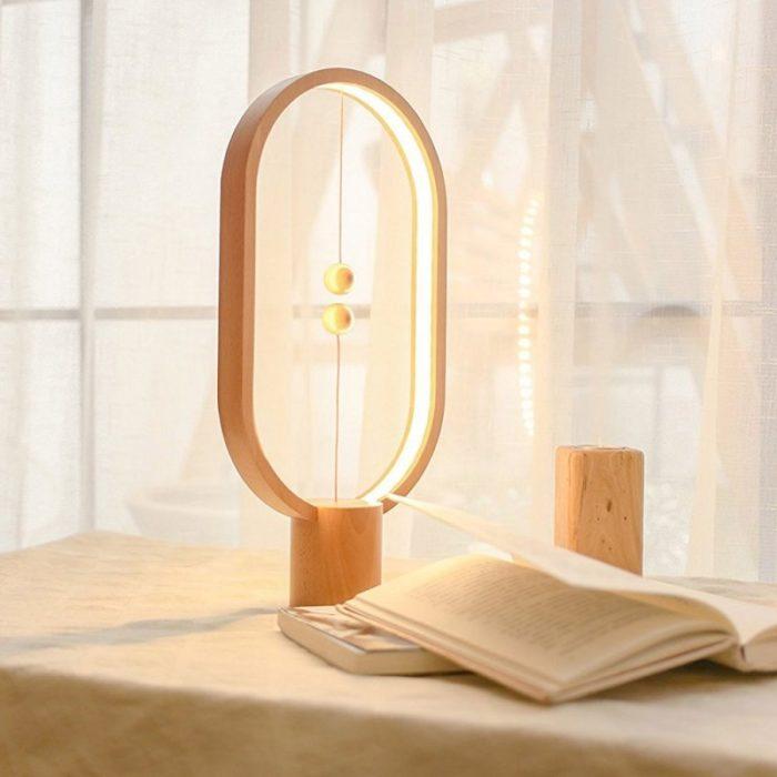 Lampe Harmony OVO - La rencontre du Beau et de la Sérénité
